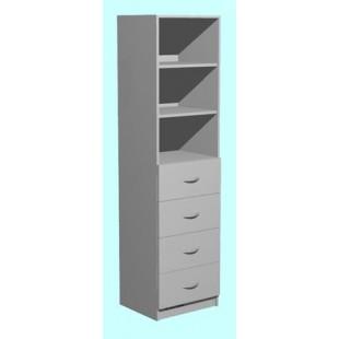 Шкаф одностворчатый ШО-1,2